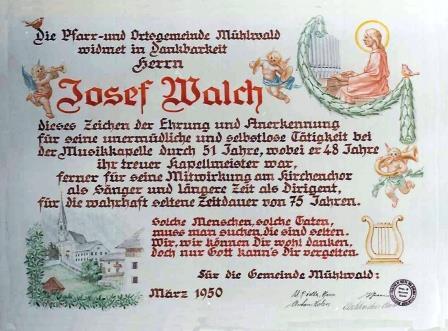 mk-muehlwald-chronik-Ehrung-1950-josef-walch