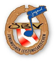 Leistungsabzeichen Jungmusiker- Musikkapelle Mühlwald