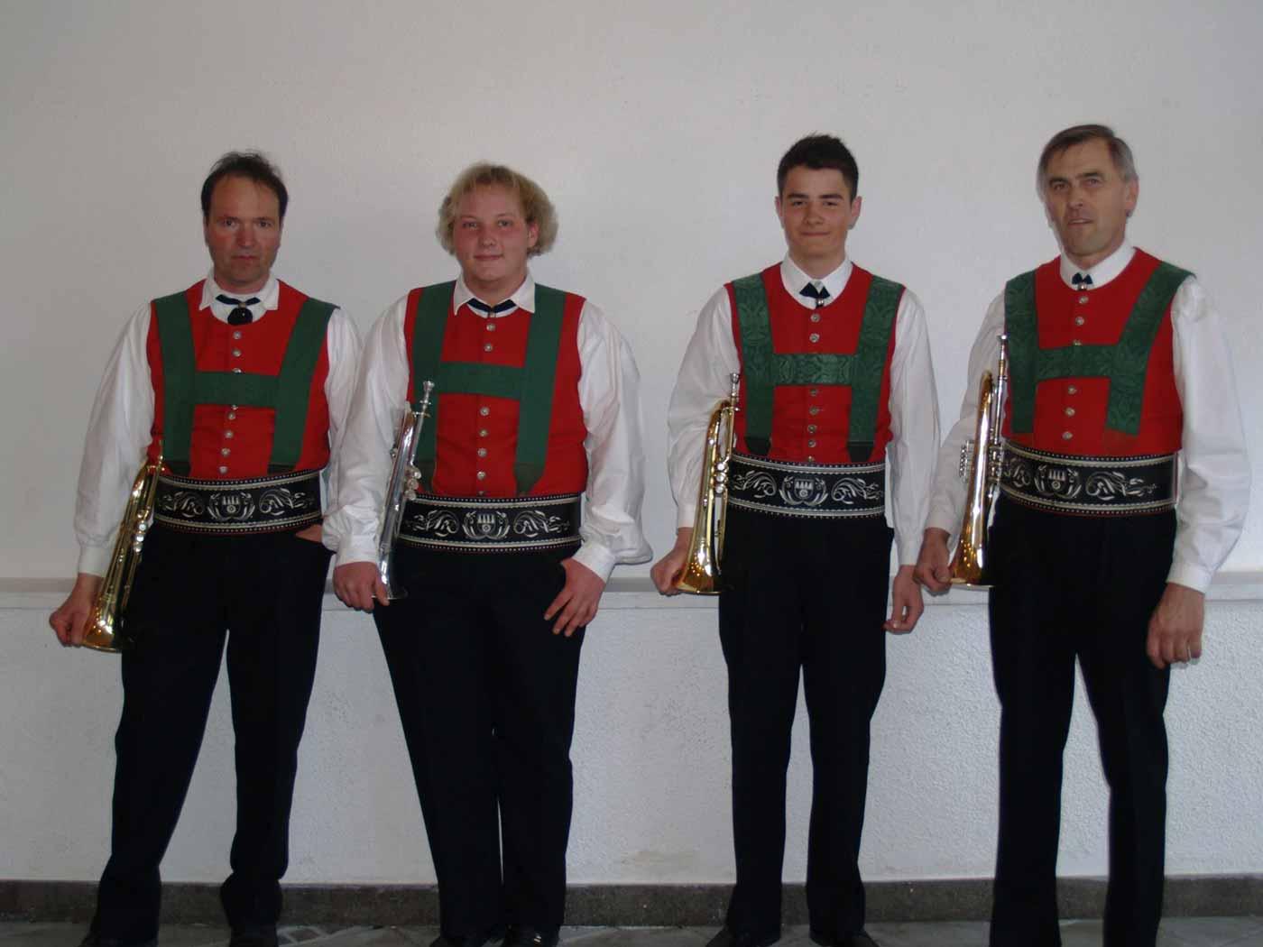 Musikkapelle Mühlwald: Flügelhorn