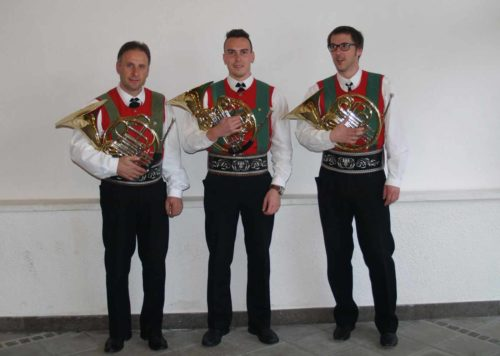 Musikkapelle Mühlwald: Horn